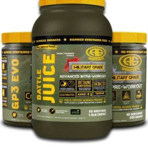 Advanced Genetics - Battle Juice - Tropic Thunder Punch