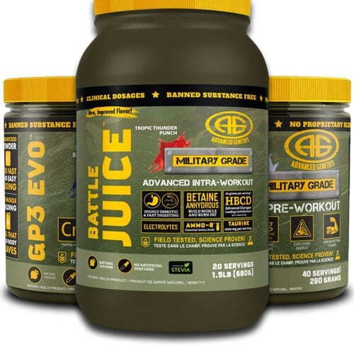 Advanced Genetics - Battle Juice - Tropic Thunder Punch