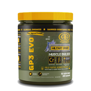 Advanced Genetics - GP3 EVO - Ice Berry