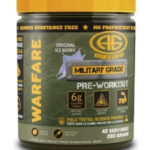 Advanced Genetics - Warfare - Ice Berry