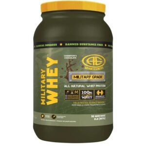 Advanced Genetics - Whey - Champion Chocolate 2lbs