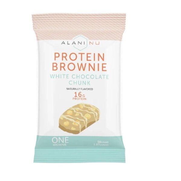 Alani Nu - Protein Brownie - White Choc Chunk