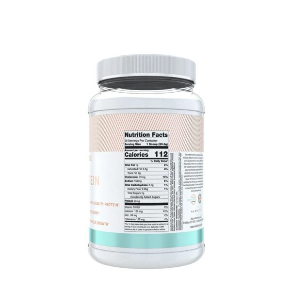 Alani Nu - Whey Protein - Blueberry Muffin 2lbs Facts