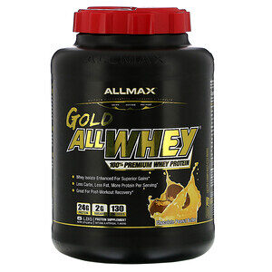 Allmax - All Whey Gold - Chocolate & Peanut Butter 5lbs