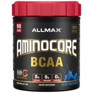 Allmax - Aminocore - Blue Raspberry 2lb