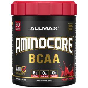 Allmax - Aminocore - Fruit Punch 2lb - www.flexfuelsupplements.ca