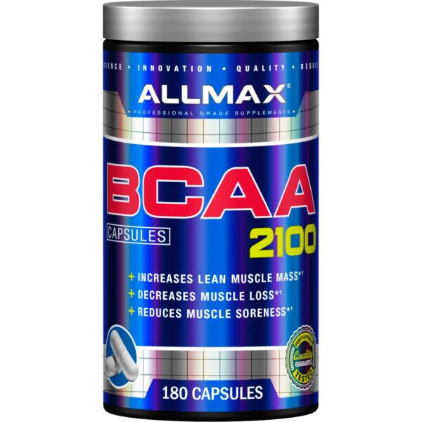 Allmax - BCAA 2100 - 180 Caps