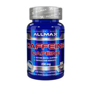 Allmax - Caffeine - 100 Caps