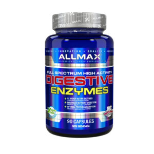 Allmax - Digestive Enzymes - 90 Caps
