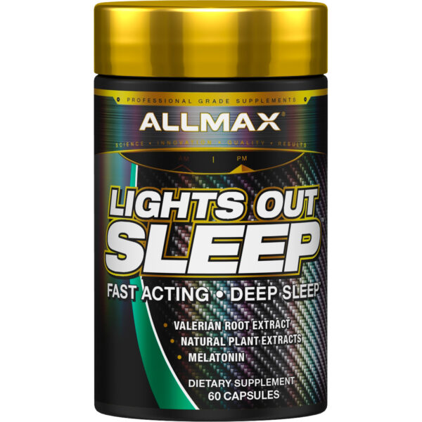 Allmax - Lights Out
