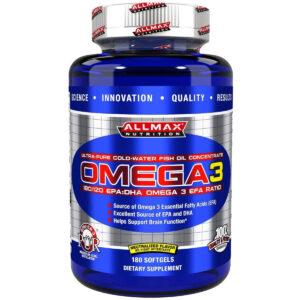 Allmax - OMEGA 3 - 180caps