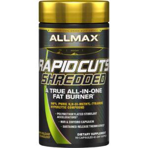 Allmax - Rapidcuts Shredded - 90caps