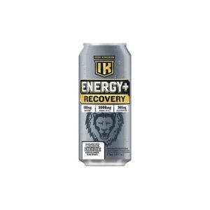 Iron Kingdom - Energy + Recovery - White Freezie 473mL