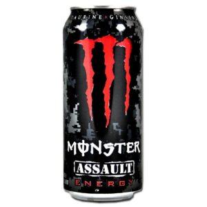 Monster - Assault 473mL