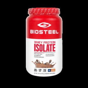 Biosteel - Whey Protein Isolate - Chocolate 815g - www.flexfuelsupplements.ca