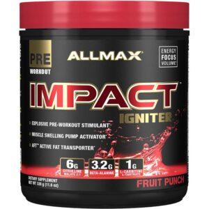 Allmax - Igniter - Fruit Punch 328g