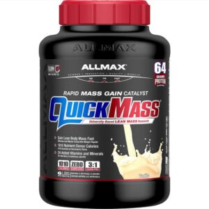 Allmax - Quickmass - 6lbs - Vanilla