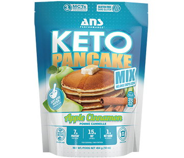 ANS - Keto Pancake - AppleCin_Pancakes