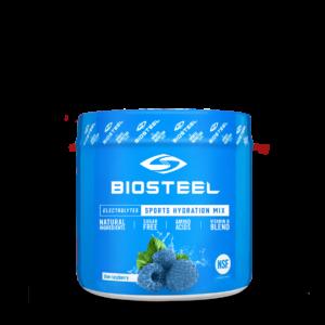 Biosteel - Hydration Mix - Blue Raspberry - 20 Servings