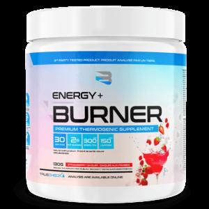 Believe - Energy + Burner - Strawberry Daiquiri